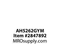 CPR-WDK AH5262GYM RecpDup15A125V 2P3W BrassStrapB&S MOD GY