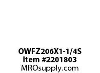 OWFZ206X1-1/4S