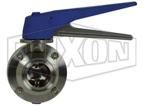 """DIXON B5115S200CC-C 2"""" B5115 Silc. CxC w/Triggr 304ss"""