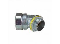 Orbit MLT45-150 1-1/2^ 45D STEEL LIQUID TIGHT CONNECTOR