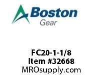 FC20-1-1/8