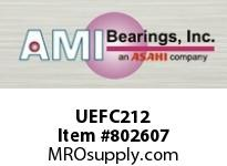 AMI UEFC212 60MM WIDE ACCU-LOC PILOTED FLANGE C BALL BEARING