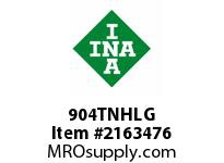 INA 904TNHLG Thrust ball bearing