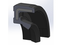 Dichtomatic 0608109VCY DESIGN SPECIAL SHAFT SEALS