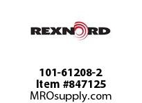 REXNORD 101-61208-2 ATCH NH45 UV K2