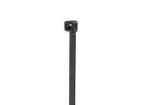 NSI 81200X 8^ BLACK CABLE TIE 1000 PC BAG