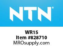 NTN WR15 NEEDLE ROLLER BRG(OTHERS)