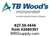 TBWOODS 827.50.4646 S-BEAM 50 19MM--19MM