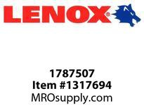 Lenox 1787507 15 PC BI-METAL SELF FEED / AUGER KIT