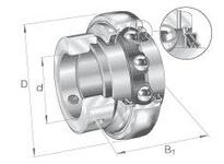 INA GE80KPPB3 Radial insert ball bearing