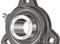 Dodge 053763 LF-SXV-106 BORE DIAMETER: 1-3/8 INCH HOUSING: 3-BOLT LIGHT DUTY FLANGE LOCKING: ECCENTRIC COLLAR
