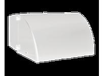 RAB WP4FCH350PSQW WALLPACK 350W MH PSQT FULL CUTOFF + LAMP WHITE