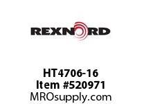 REXNORD HT4706-16 HT4706-16 148304