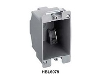 HBL-WDK HBL6079 SWITCH/OUTLET BOX WITH STRAP