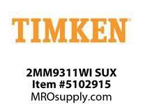 TIMKEN 2MM9311WI SUX Ball P4S Super Precision