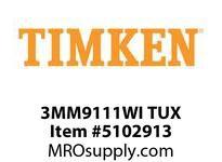 TIMKEN 3MM9111WI TUX Ball P4S Super Precision