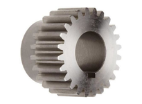 Boston Gear 46013 NA25B-3/8 DIAMETRAL PITCH: 20 D.P. TEETH: 25 PRESSURE ANGLE: 14.5 DEGREE