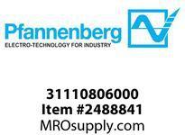 Pfannenberg 31110806000 BExBG 15-E 24V DC GN Ex-Flashing light