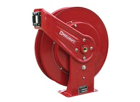 ReelCraft 7600 OLB POWDER COATED STEEL REELS OPEN WITHOUT HOSE