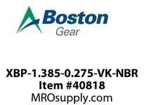 XBP-1.385-0.275-VK-NBR