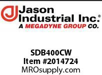 Jason SDB400CW 4SPIRAL CLAMP CLOCKWISE