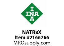 INA NATR8X Yoke type track roller