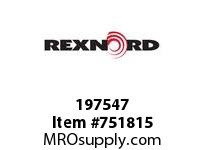 REXNORD 197547 596034 312.S71-8.CPLG STR SD