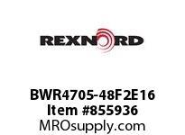 REXNORD BWR4705-48F2E16 BWR4705-48 F2 T16P N1.5 BWR4705 48 INCH WIDE MATTOP CHAIN W