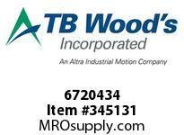 TBWOODS 6720434 FALK ASSEMBLY