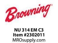 Rollway NU 314 EM C3 CYLINDRICAL 200-300-400