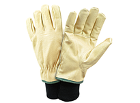 West Chester 994KW/M Premium Pigskin Grain Driver with Knit Wrist 120g Positherm Lining