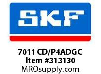 SKF-Bearing 7011 CD/P4ADGC