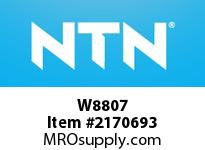 NTN W8807 SPHERICAL BUSHINGS