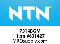 NTN 7314BGM Medium Size Ball Bearings