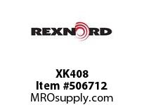 XK408 FLANGE CARTRIDGE BLK W/HD 6894743