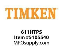 TIMKEN 611HTPS Split CRB Housed Unit Component