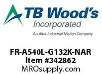 TBWOODS FR-A540L-G132K-NAR INVERTER