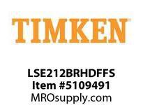 TIMKEN LSE212BRHDFFS Split CRB Housed Unit Assembly