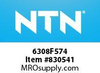 NTN 6308F574 Medium Size Ball Bearings