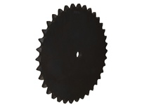 28A42 Metric A-Plate Roller Chain Sprocket