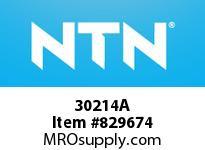 NTN 30214A Metric Taper Roller Brg