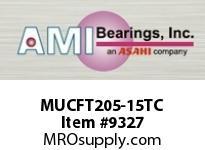 MUCFT205-15TC