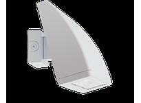 RAB WPLED104YW/BL WALL PACK 104W WARM LED 4 X 26W BILEVEL WHITE