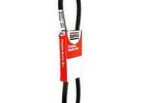 Bando 5VX1000 POWER ACE COG V-BELT TOP WIDTH: 5/8 INCH V-DEPTH: 17/32 INCH