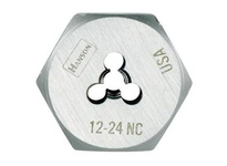 "IRWIN 6854 5/8"" - 18 NF HCS Hex Die 1-7/16"" A"