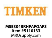 TIMKEN MSE304BRHFAFQAFS Split CRB Housed Unit Assembly