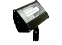 Orbit S613-WH 120V 1-PL13 FLOOD FIXTURE - WHITE
