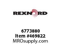 REXNORD 6773880 G4ASR52225 225.S52.CPLG CB SD