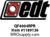 EDT QF6004RPR RADIAL POLY-ROUND BEARING
