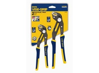 IRWIN 2078709 2 Pc. GrooveLock Pliers Set Contai